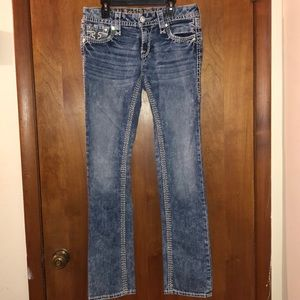 Rock Revivals Janelle Straight Size 28